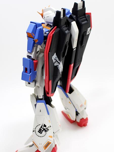 MG ゼータガンダム Ver.2.0 製作03