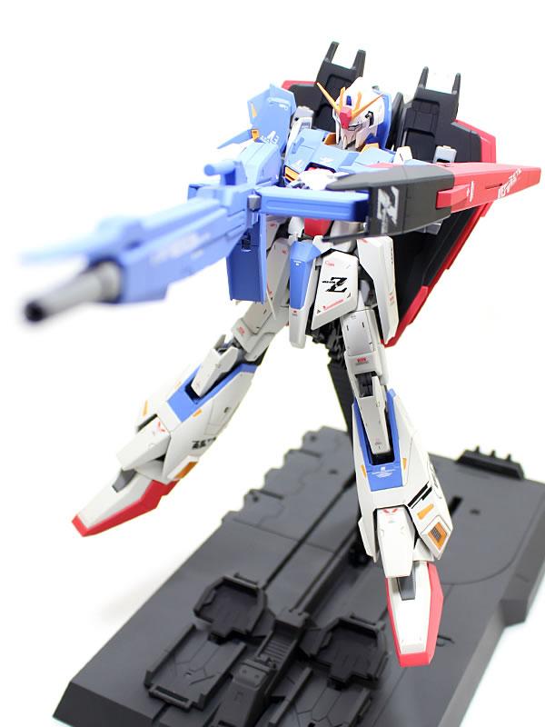 MG ゼータガンダム Ver.2.0 製作09