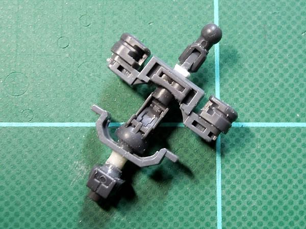 RG ガンダムMk-II 製作01