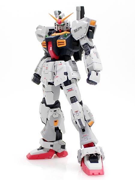 RG ガンダムMk-II 製作06