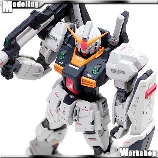 RG ガンダムMk-II 製作07