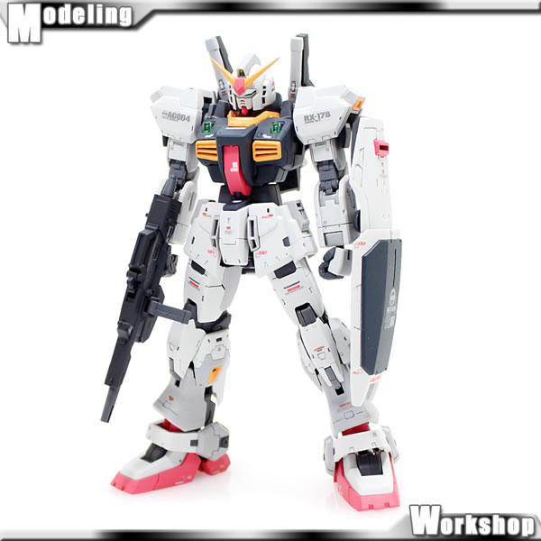 RG ガンダムMk-II 製作09