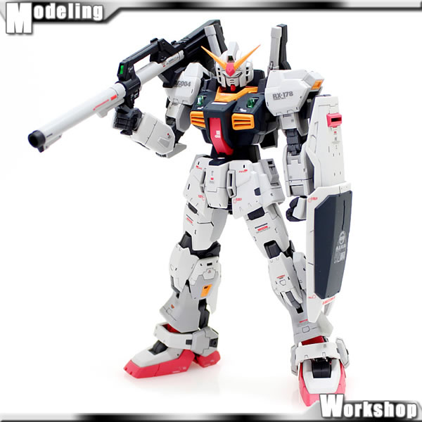 RG ガンダムMk-II 製作10