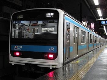 京浜東北線リサイタル