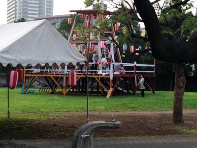 辰巳盆踊り2014