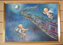 春と修羅☆-銀河鉄道の夜 天使