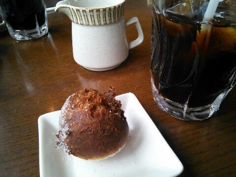 レトロ喫茶コーヒー