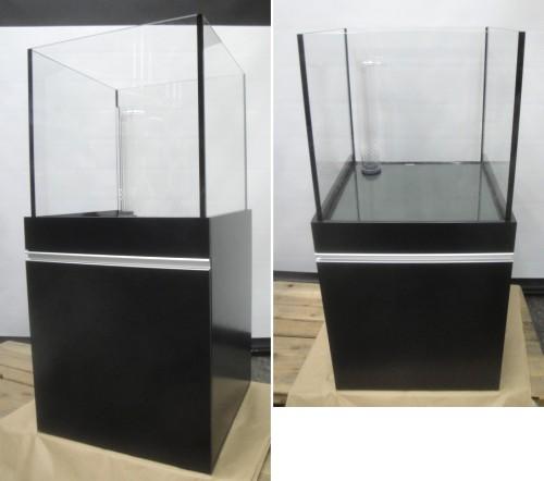 W600×D600×H600ガラス水槽です。