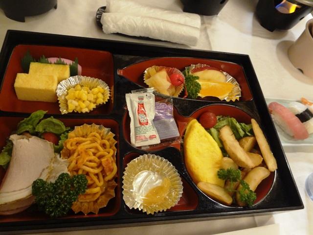 龍宮城スパホテル三日月子供用食事