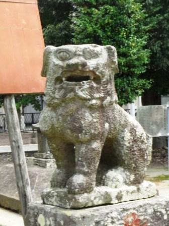 日吉神社野町1