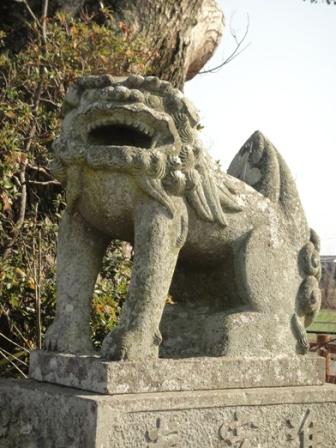 八幡神社金納1