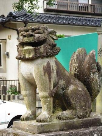 二本樹神社1