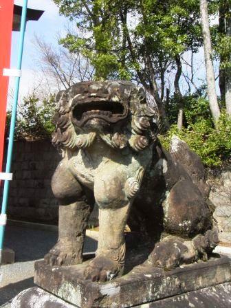 素盞鳴神社横隈1