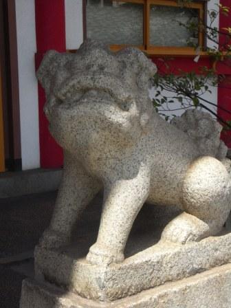 菅原神社古船場1
