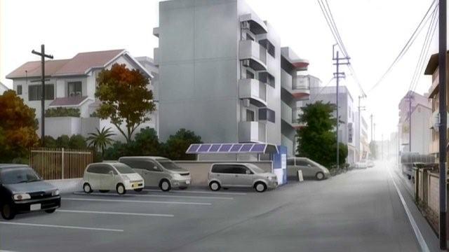 CLANNAD 聖地10アニメ