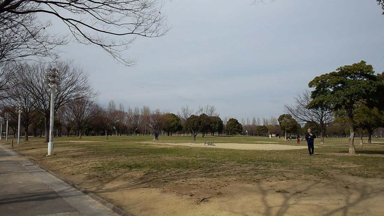 鶴見緑地公園1