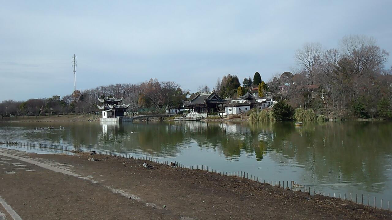 鶴見緑地公園5