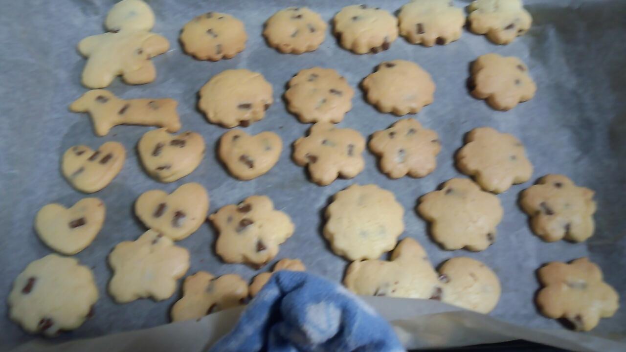 クッキー作業工程9