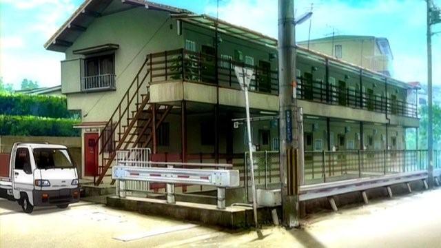 CLANNAD 聖地1アニメ