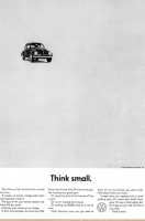 think small VW