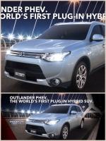 Mitsubishi outlander phev oz