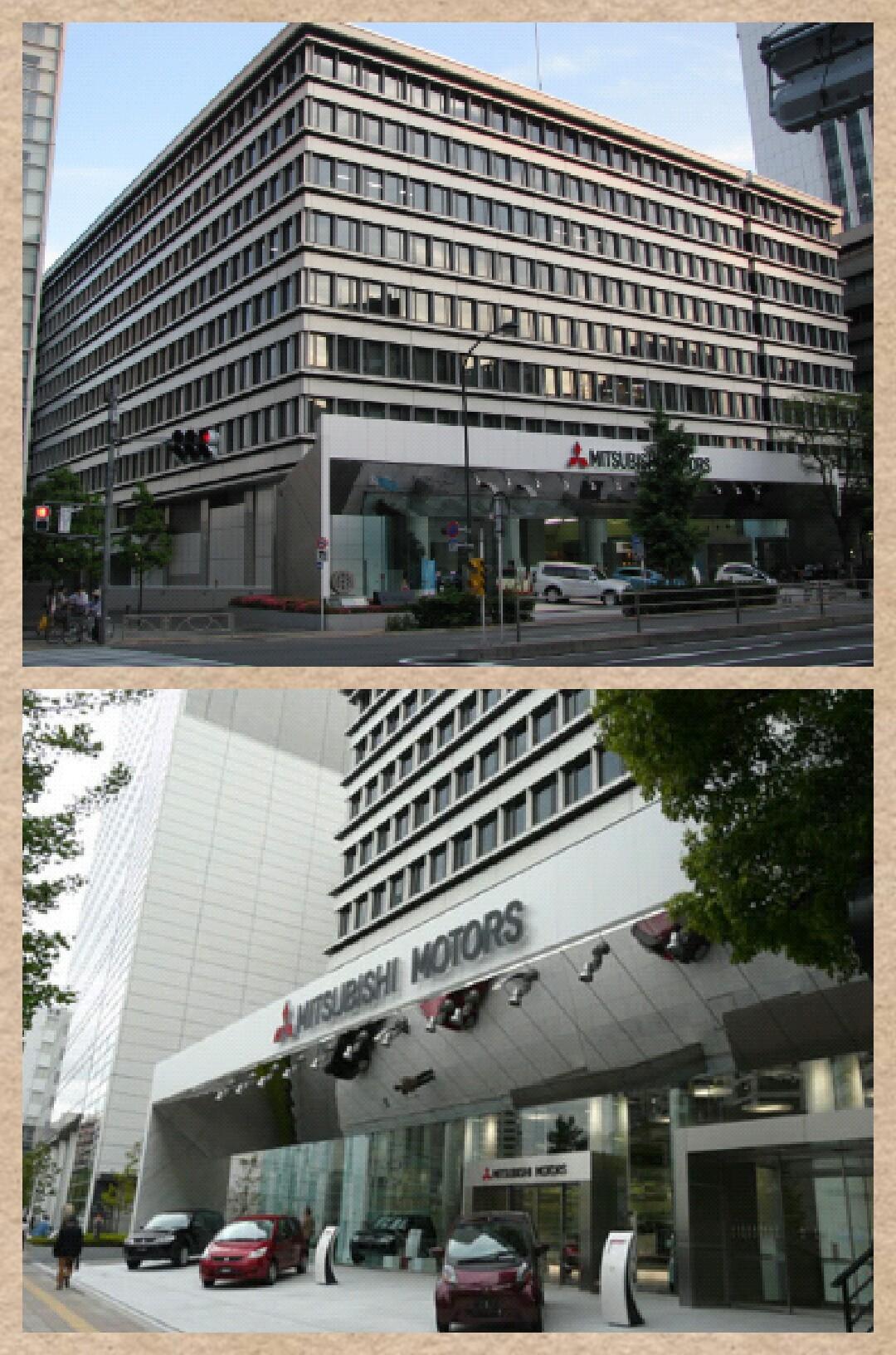 三菱本社ショールーム