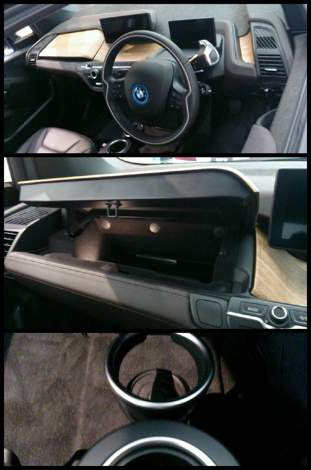 BMW. I3