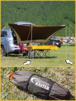 ドッペルギャンガー テント&タープポール
