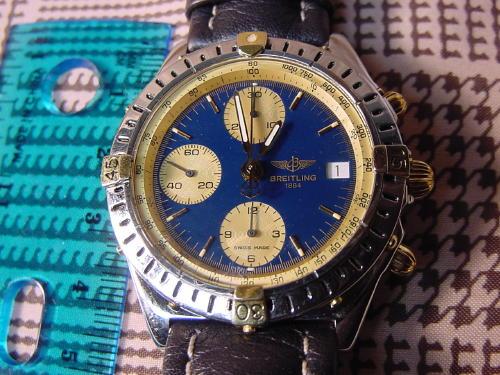 chronomat from 1993