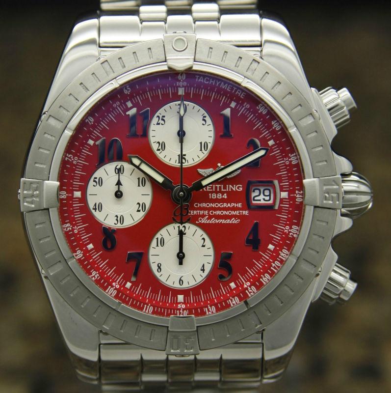 chronomat from 2004