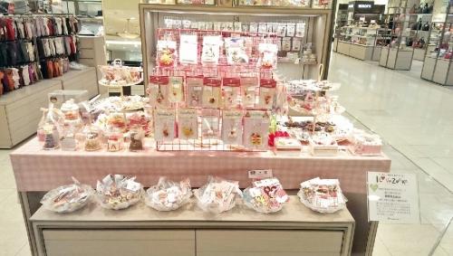 東急百貨店たまプラーザ店イベント会場お写真3