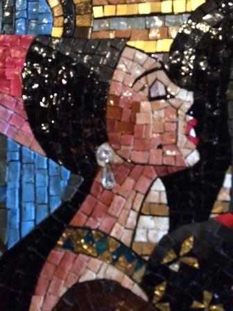 シンデレラ城壁画2