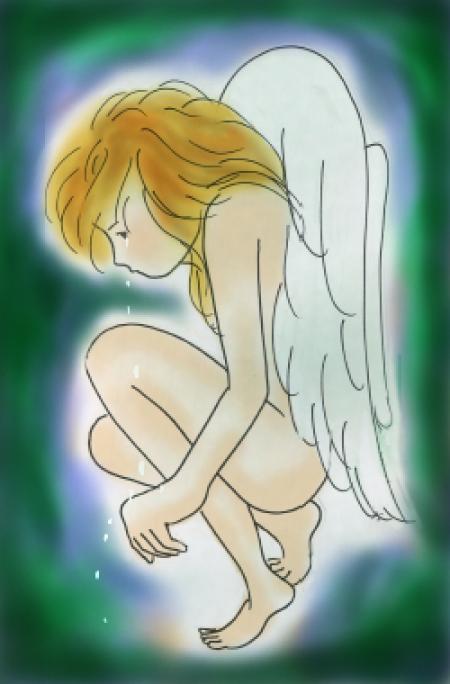 堕天使天使