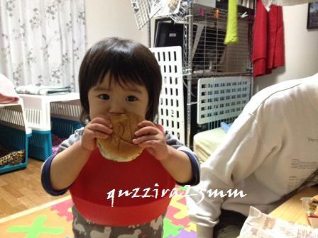初ハンバーガー2