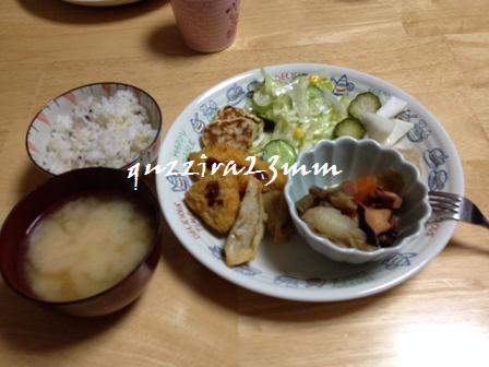 悩む夕飯5