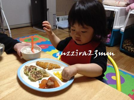 悩む夕飯1
