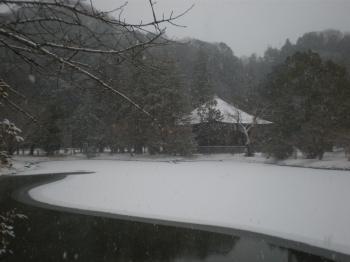 雪の阿弥陀堂