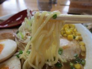 にぼしまじん まじん辛味噌 麺