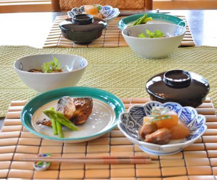 鯖の味噌煮と
