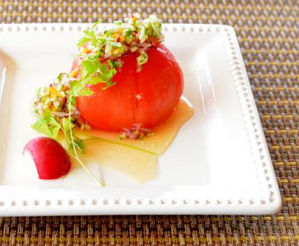 tomatoサラダ