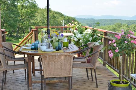 terraceで