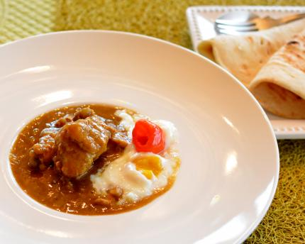 curryで