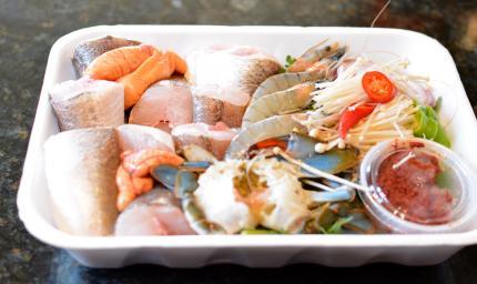 海鮮チゲのpackage