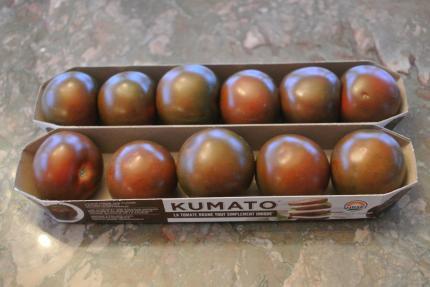blackトマト