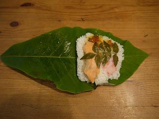 5月26日ほうば寿司