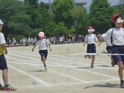 小学校運動会2014⑤