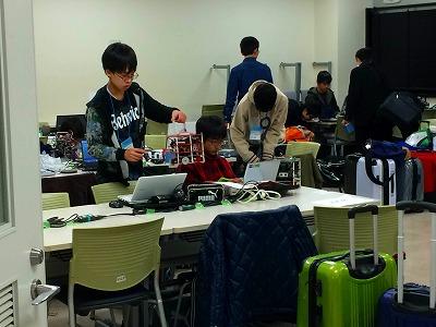 2014日本大会調整中