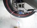 ブレーキ クラッチオイル交換 21