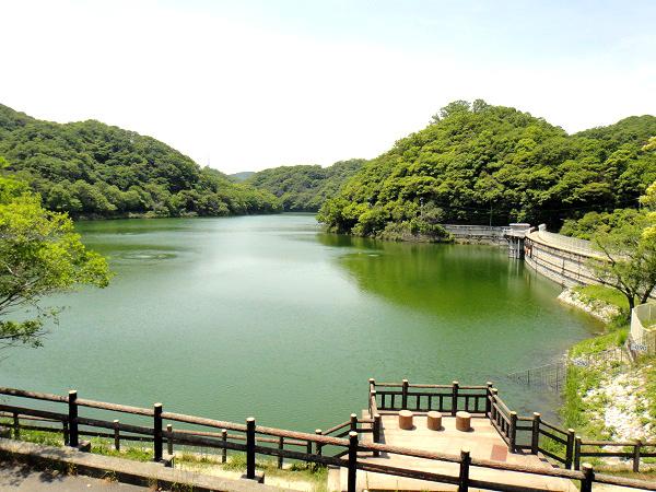 烏原貯水池