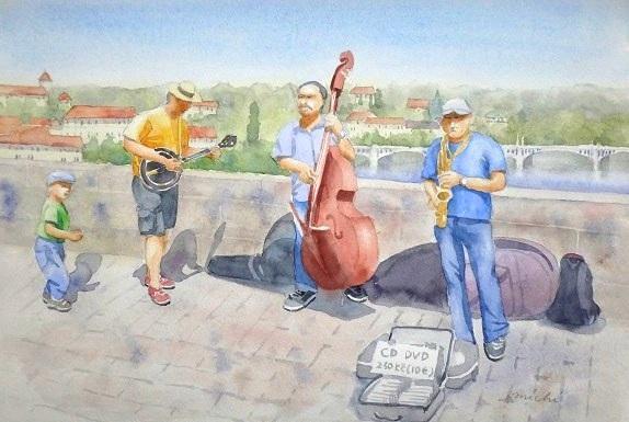 プラハ音楽隊B2014